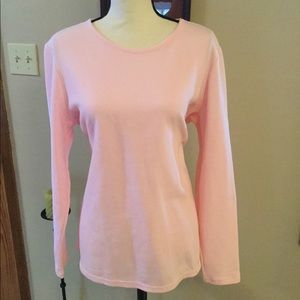 💝NWOT, CATO BLUSH PINK TOP💝